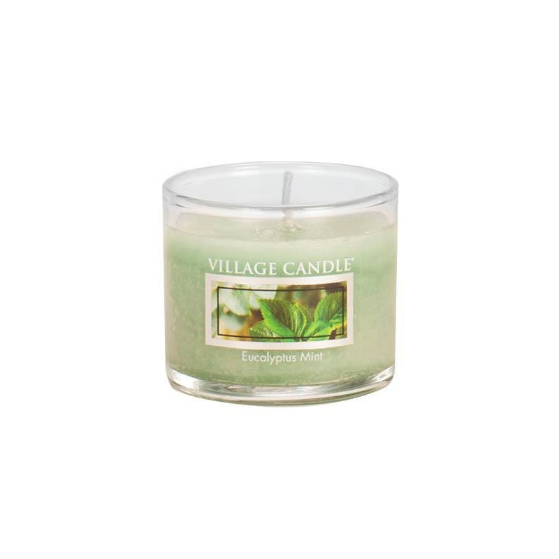 Village Candle Mini Eucalyptus mint